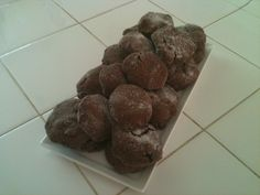 Mexican Hot Chocolate Cookies - What a kick!!