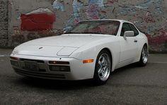 1986 Porsche 951 Front   Flickr - Photo Sharing!