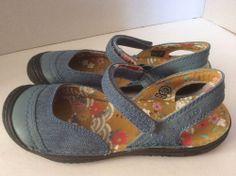 Keen 9 Womens Cush Sandals Mary Janes Summer Golden Blue Tones