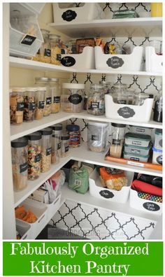 Use wallpaper - double sided tape to put it up. Use white contact paper instead of painting shelves too.