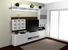Storage Unit for Office or Craft Room