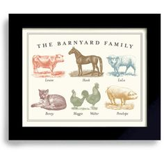 Farm Animals Kitchen Decor Barnyard Farmhouse Chic Sheep Pigs Cooking... (1.320 RUB) ❤ liked on Polyvore featuring home, home decor, wall art, grey, home & living, kitchen & dining, kitchen décor, quote wall art, animal wall art and typography wall art