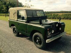 ***LAND ROVER SERIES 2a MILITARY 1966 TAX EXEMPT NO RESERVE*** in Cars, Motorcycles & Vehicles, Classic Cars, Land Rover   eBay