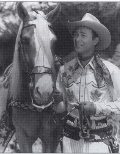 *Roy Rogers and Trigger, publicity for Republic Pictures