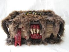 Creepy Creations by Jamie Moore: Harry Potter Monster Book Box Hery Potter, Cumpleaños Harry Potter, Estilo Harry Potter, Harry Potter Halloween, Harry Potter Birthday, Hogwarts, Slytherin, Monster Box, Monster Book Of Monsters