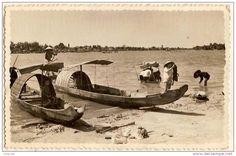 Sampan au Viêt-Nam - Delcampe.fr