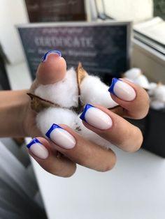 Square Acrylic Nails, Cute Acrylic Nails, Square Nails, Chic Nails, Stylish Nails, Swag Nails, Nail Manicure, Gel Nails, Nail Art Printer