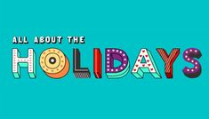 Get to know the history and significance behind these U.S. holidays (and more!) with this new collection of resources.