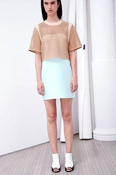 3.1 Phillip Lim Resort 2014 - Review - Fashion Week - Runway, Fashion Shows and Collections - Vogue