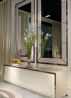 Зеркало CORNELIO CAPPELLINI RUBEN.1400/S, производитель CORNELIO CAPPELLINI, коллекция OF INTERIORS – итальянская мебель на заказ «ARREDO»