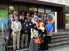 """""""Global Learning Conference 2013"""" - People traveled to Swansea University, UK, from as far away as Zanzibar, Africa, to join Sazani Associates and Swansea University at our annual event in June. Students, Teachers, Professors & Government officials came together to discuss Climate Change and Climate Change adaption for Small States."""