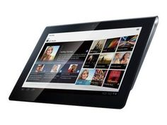"""Sony Tablet S pinned by Liz into """"toys I want..."""" Solid selection, Liz!"""