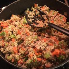 Homemade Dog Food - Allrecipes.com