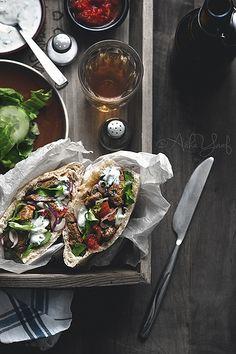 Doner Kebabs by aisha.yusaf, via Flickr