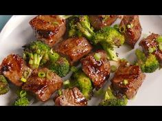 Best Beef and Broccoli Kebabs Recipe - How to Make Beef and Broccoli Kebabs