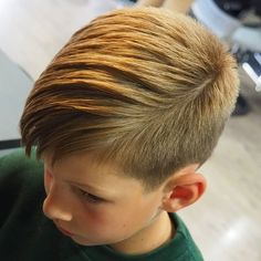 Men's Hair, Haircuts, Fade Haircuts, short, medium, long, buzzed, side part, long top, short sides, hair style, hairstyle, haircut, hair color, slick back, men's hair trends, disconnected, undercut, pompadour, quaff, shaved, hard part, high and tight, Mohawk, trends, nape shaved, hair art, comb over, faux hawk, high fade, retro, vintage, skull fade, spiky, slick, crew cut, zero fade, pomp, ivy league, bald fade, razor, spike, barber, bowl cut, 2020, hair trend 2019, men, women, girl, boy, crop Boy Haircuts Short, Boys Haircuts 2018, Hairstyles For Little Boys, Trending Boys Haircuts, Hair Styles For Boys, Haircuts For Men, Short Hair For Boys, Comb Over Haircut, Side Haircut