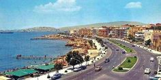 Palaio Faliro in 1960 Greece Greece Pictures, Old Pictures, Old Photos, Athens City, Athens Greece, Greece History, Greek Islands, Greece Travel, Day Trip