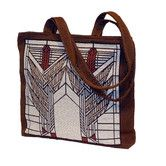 Found it at Wayfair - Frank Lloyd Wright ® Sumac Unlined Shoulder Tote Bag