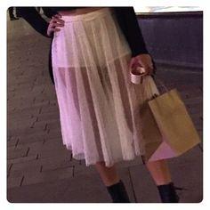 Free People alabaster skirt/short Lace skirt with attached shorts from Free People Free People Skirts