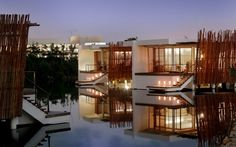 A US $100 spa credit!  http://www.classictravel.com/hotels/rosewood-mayakoba?agent=jamie