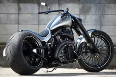 Harley on....