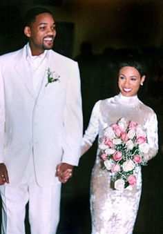 Jada Pinkett and Will Smith were married on December 31, 1997 at the Cloisters Castle, just outside of Baltimore, Maryland.