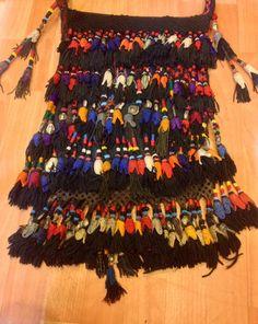 ethnic bags tribal bags old Uzbek bags asian bag by akcaturkmen $180.00