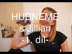 Hubneme s Jillian Michaels - 1. díl [30 denní výzva]   Niky Namasté - YouTube Jillian Michaels, Namaste, Work Playlist, Best Youtubers, Health Fitness, Body Fitness, Detox, Lose Weight, Workout