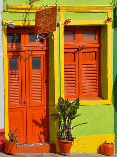 Olinda Colorida, Pernambuco, Brazil