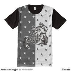 American Chopper All-Over-Print Shirt - Visually Stunning Graphic T-Shirts By Talented Fashion Designers - #shirts #tshirts #print #mensfashion #apparel #shopping #bargain #sale #outfit #stylish #cool #graphicdesign #trendy #fashion #design #fashiondesign #designer #fashiondesigner #style