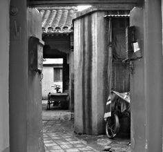Un hutong à Pékin