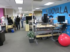Powering Video Around the World: Work for Ooyala
