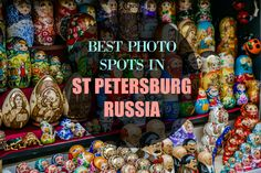 Voted the top city in Europe at the World Travel Awards, we give you the best photo spots in St. Petersburg to capture the allure and beauty of the city.