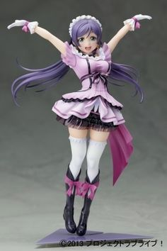 SKYTUBE Comic Aun Alice illustration By Kurehito Misaki 1//6 PVC Figure No Box