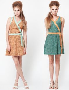Constance Dress by Dear Creatures
