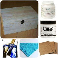 materiales para la transferencia de imágenes sobre madera