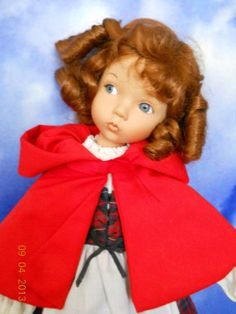 Little Red Riding Hood by Artist Dianna Effner COA