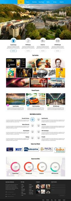 Bosco Multimedia Website