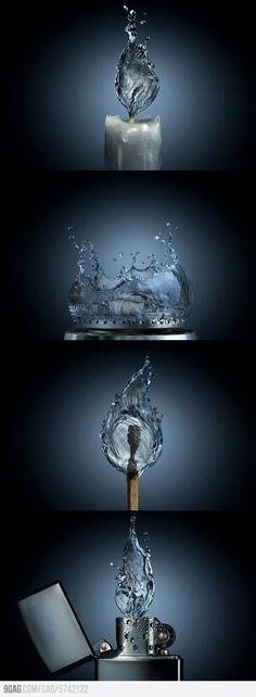 waterlighter