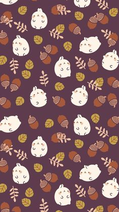 crazy cute wallpapers — anessenceofautumn: ☾Autumn Wonderland☽ This is...