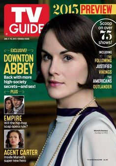 coming soon :) TV GUIDE 2015 Preview of Downton Abbey Season 5