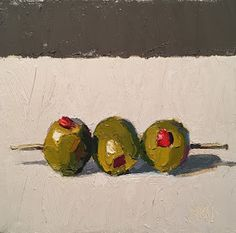 Extra Dirty by Karen Appleton Art Sketches, Art Drawings, Vegetable Painting, Fruit Painting, Food Art Painting, Oil Pastel Art, Guache, Amazing Art, Canvas Art