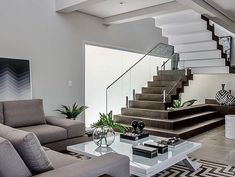 35 Most Creative Staircase Design Ideas For Your Home Home Stairs Design, Duplex House Design, Home Room Design, Loft House, House Stairs, Loft Design, Clubhouse Design, Stairs Architecture, Modern Stairs
