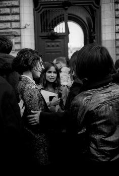 The scene, these hands ( Yasmin Sewell, Miroslava Duma )