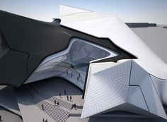 Walltopia Collider Activity Center by Tom Wiscombe Design