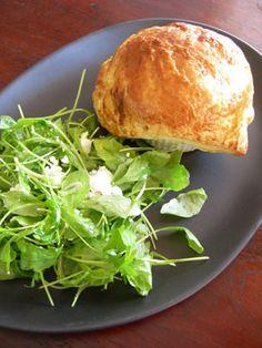 Salmon and Leek Pot Pie Recipe