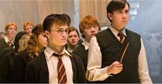 Neville Longbottom could have been The Chosen One, but he wasn't. Instead, Harry took on the weight of the wizarding world, and his acts of bravery proved countless times that he was a true Gryffindor at heart. While Harry's bravery was brash, bold, and apparent to everyone around him, Neville's went more or less unnoticed throughout their years at Hogwarts. But his quiet courage was something else entirely. I've seen this fan theory throughout the years, and I can't help but agree that…