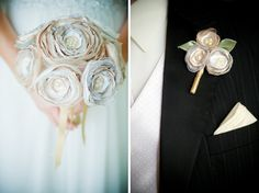 bouquet and boutonniere ideas