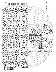 Best 11 Amazing Picture of Baby Booties Crochet Pattern – SkillOfKing.Com - Her Crochet Crochet Bolero Pattern, Crochet Baby Bonnet, Crochet Motif, Crochet Designs, Crochet Doilies, Crochet Stitches, Crochet Patterns, Hat Patterns, Crochet Diy
