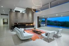 Modern Contemporary - contemporary - Living Room - Phoenix - The Phil Nichols Company